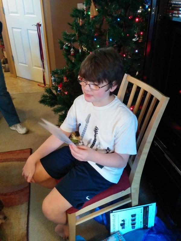 Jake's 12th Birthday