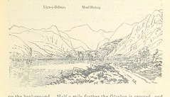 "British Library digitised image from page 135 of ""The Pictorial Itinerary, an illustrated guide to the railways and coach-roads of North Wales, etc"""