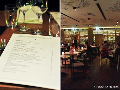The Woods Restaurant - Sydney