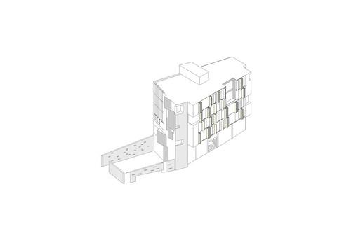 AbCT 建築師事務所 - Apartment No.1 伊朗現代集合住宅