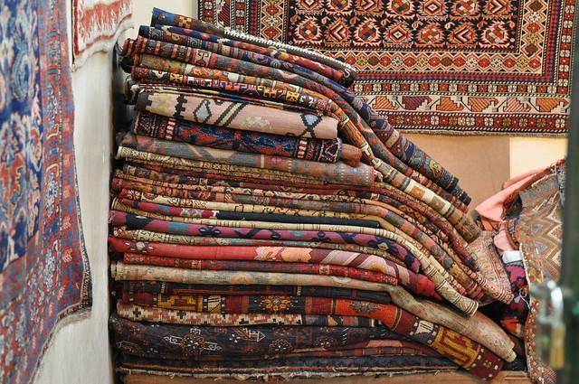 Istanbul Grand Bazaar Rugs