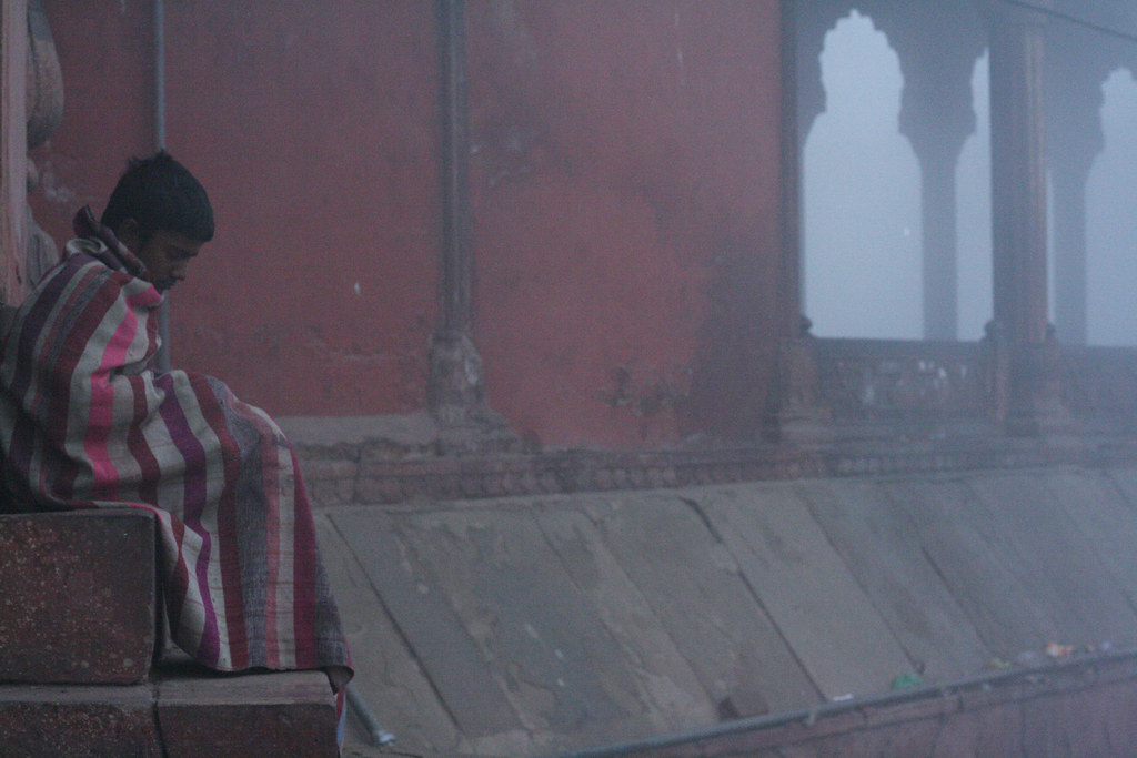 City Season  – Cold Mist, Jama Masjid