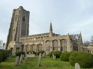 St Peter & St Paul, Lavenham