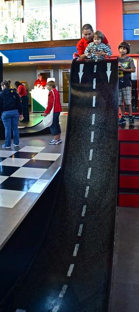 Legoland, Florida - extreme track