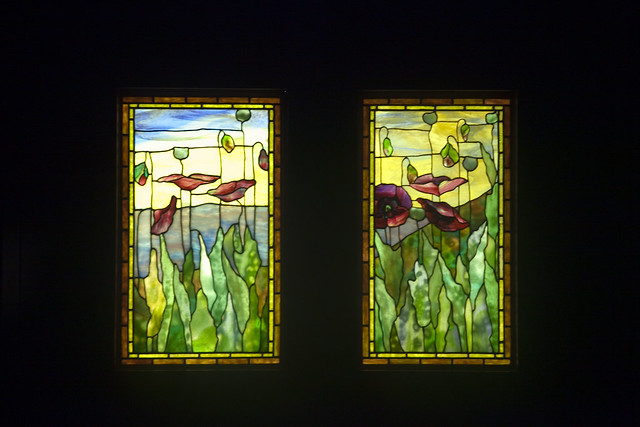 The Smith Museum of Stained Glass Windows at Navy Pier in Chicago, Illinois