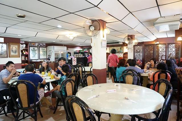 nyonya food lunch - restoran nyonya Makko-007