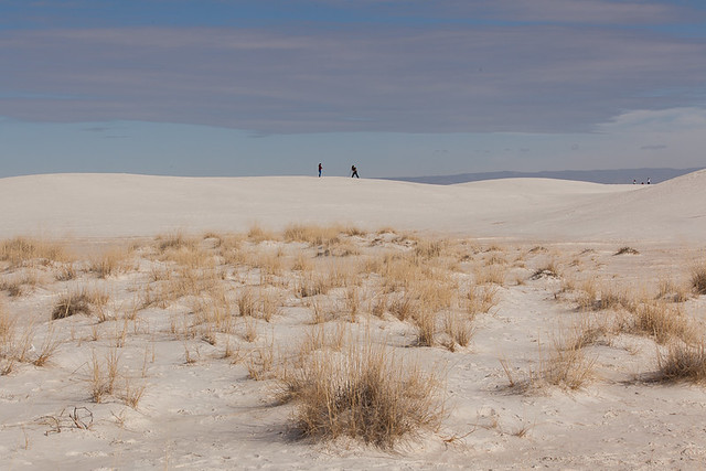 Photo Session in White Sands National Monument