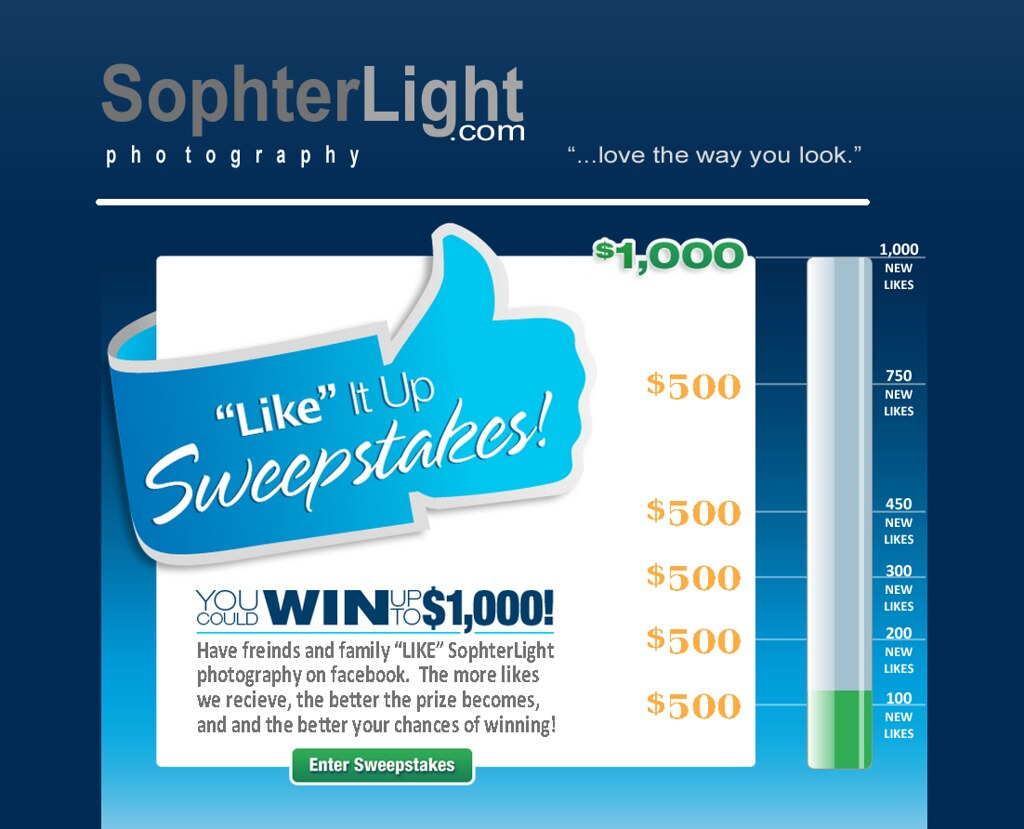 SophterLight Sweepstakes AD