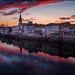 Montauban Ville Bourbon vue du pont-vieux by stibou5