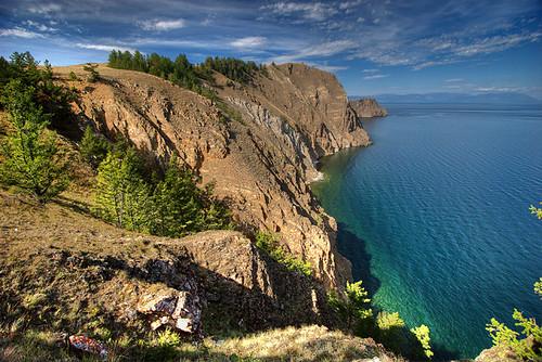 lake island russia siberia russie baikal siberie russland россия olkhon байка́л