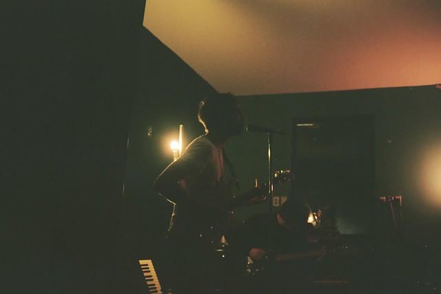 Kai at rehearsal