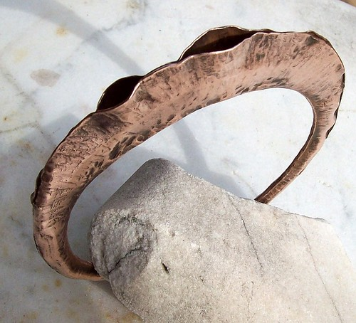 copper bracelet by marco_magro