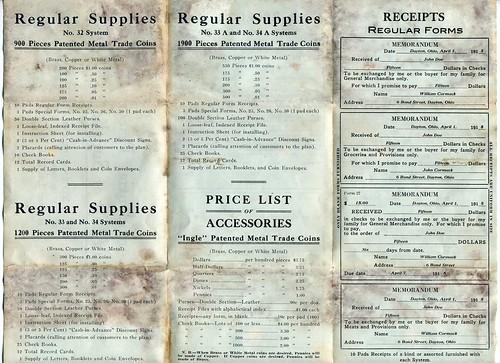 Ingle supply price list
