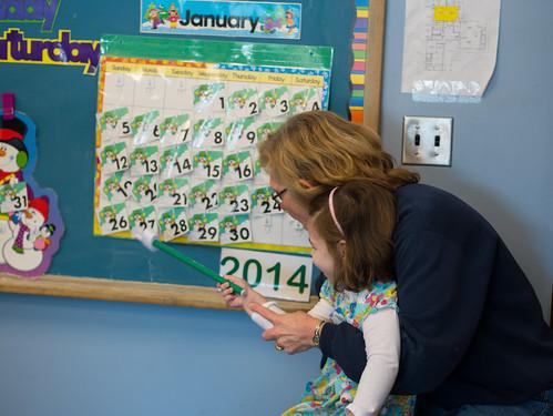 Calendar helper