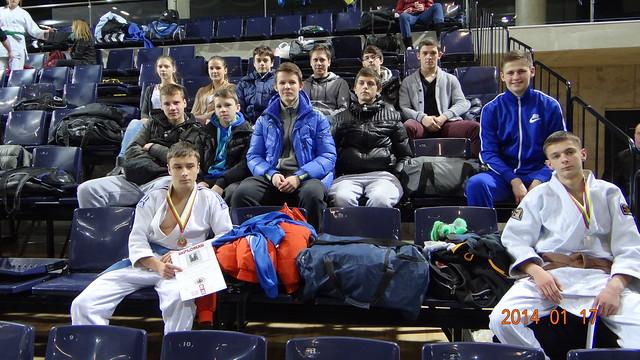 Lietuvos Dziudo Čempionatai