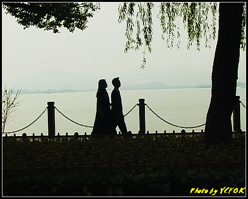 杭州 西湖 (其他景點) - 635 (湖濱路的湖畔)
