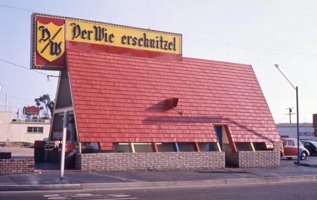 Honda Dealership Orange County >> Der Wienerschnitzel, 105 E. El Camino Real at 1st St ...