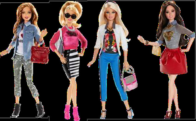 Barbie Glam Luxe/Style (?) Wave 3 dolls!