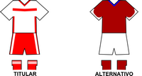 Uniforme Selección Curuguateña de Fútbol