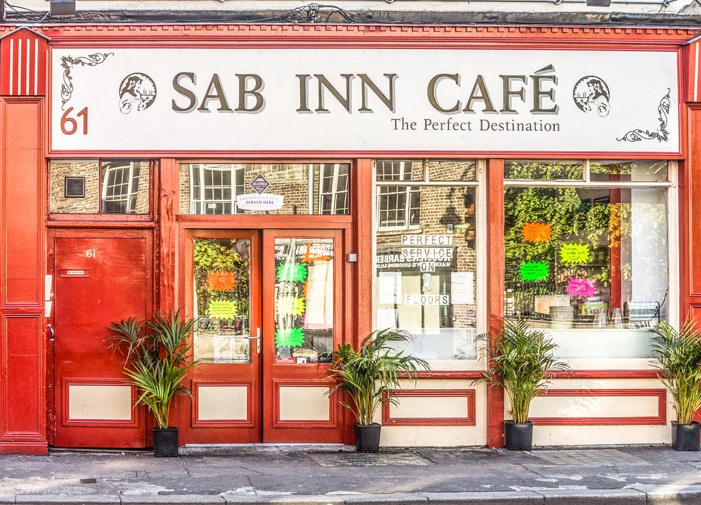 Sab Inn Cafe - 61 Bolton Street