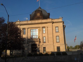 Owen County Courthouse- Spencer IN (4)