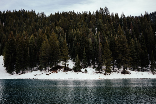 Tibble Fork Reservoir