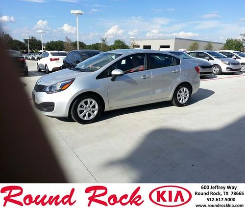 #HappyBirthday to Francois Lux from Rudy Armendariz and everyone at Round Rock Kia! by RoundRockKia