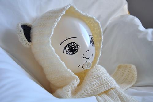 Winter Baby Crochet Hat