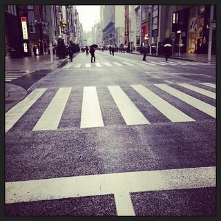 #street #crossing