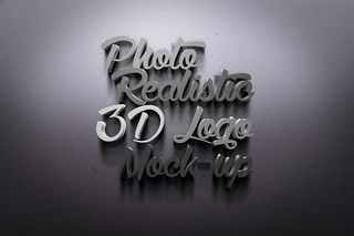 Photorealistic 3D Mock Up