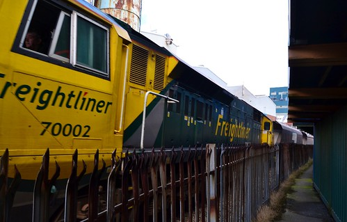 Train - Freightliner