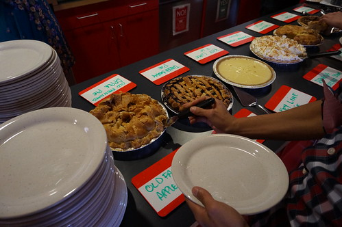 Pi Day at Meetup HQ