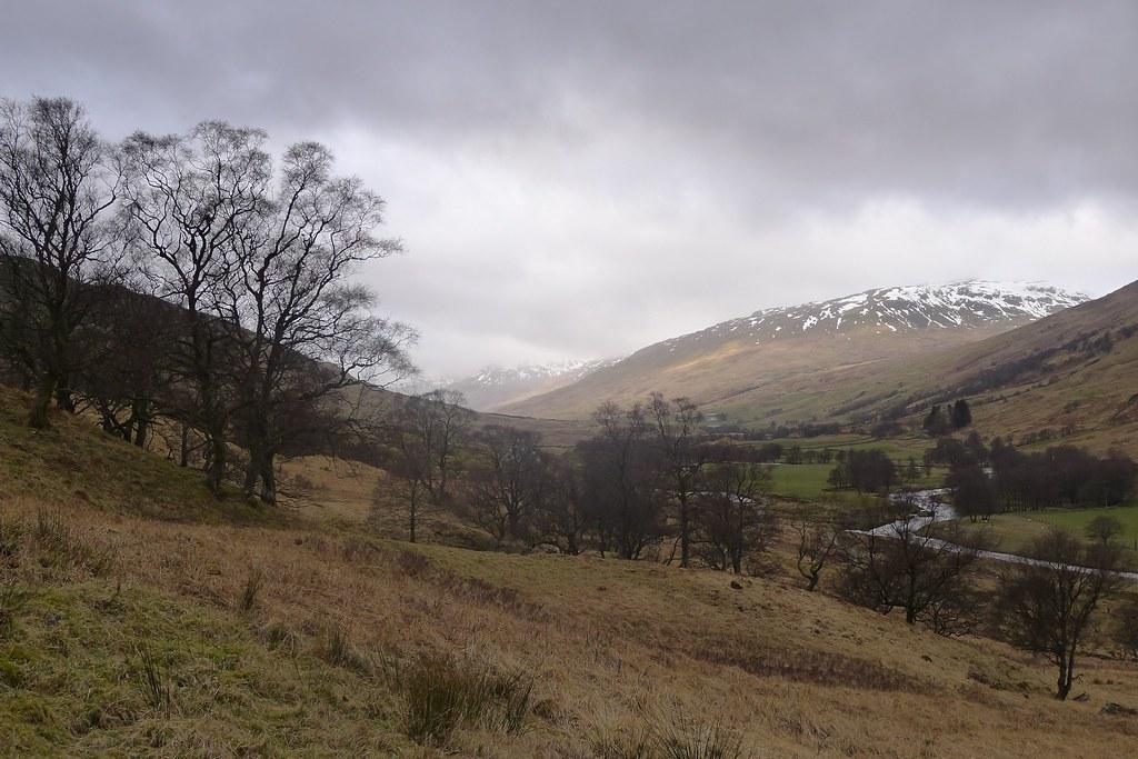 Glen Lochay near Innischoarach
