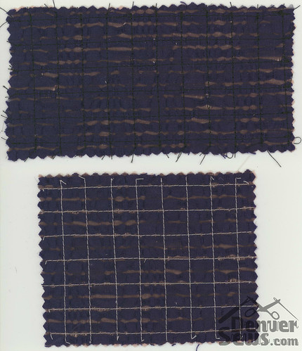 Ziggi Moto Jacket - Quilting Swatches