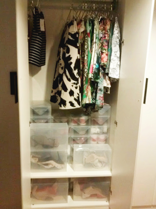 roomrehab somethingfashion blog, room replaning after before, closet wardrobe fashion room design