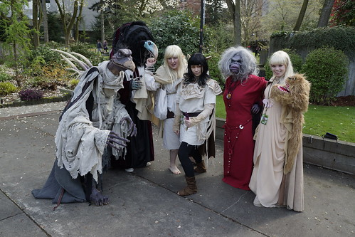The Dark Crystal Players