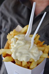 flemish fries for two