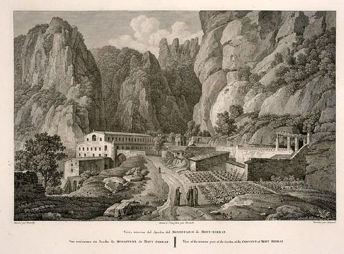 003-Voyage pittoresque et historique de l'Espagne  par Alexandre de Laborde Vol I-part2-BNE