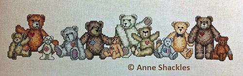 Leisure Arts-Teddy Bear Reunion
