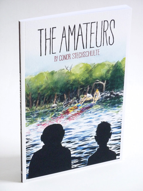 The Amateurs cover photo