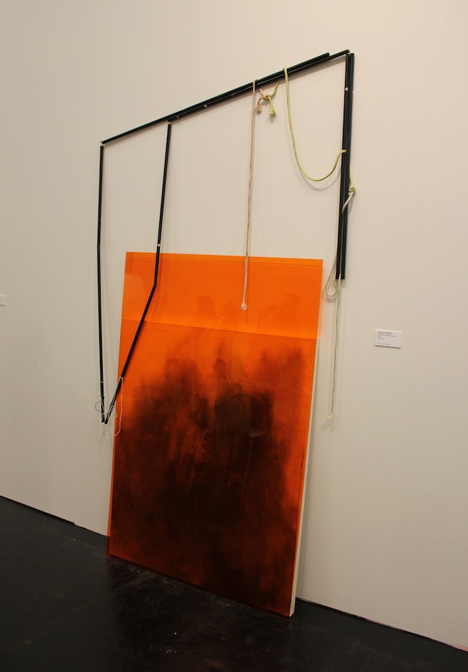 Lone Haugaard Madsen at Galerie Nagel Draxler Cologne Bonn