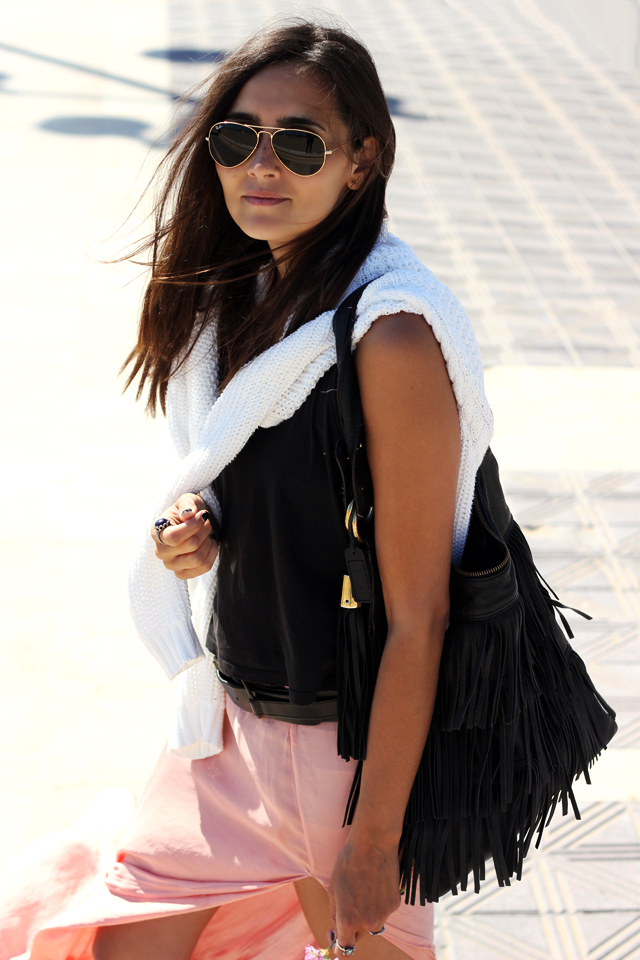pink skirt blogger 3