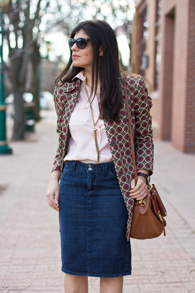 denim pencil skirt, printed jacket-3.jpg