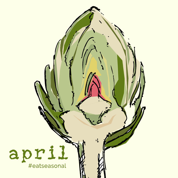April Eat Seasonally