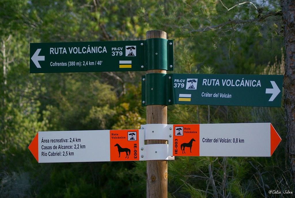 Senderismo Cofrentes - PR-CV 379 Ruta Volcánica (13)
