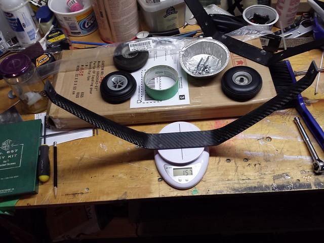 New gear - 157g