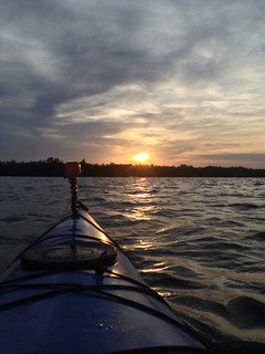Indian River Sunset