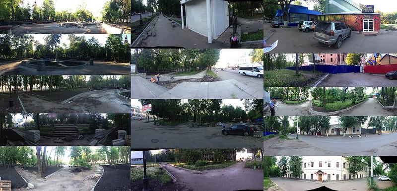 Панорамы для фотомаппинга