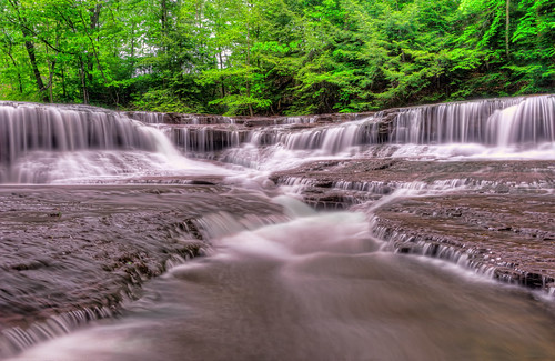 park longexposure trees ohio motion water rock smooth falls waterfalls hdr solon d90 southchagrinreservation nikkor18200mmvr nikond90
