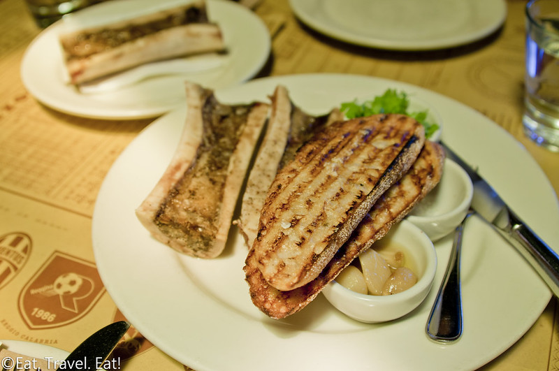 Pizzeria Mozza- Los Angeles, CA: Bone Marrow al Forno
